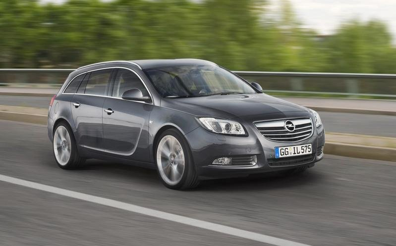 Opel Insignia ecoFLEX will debut at the Paris Auto Show