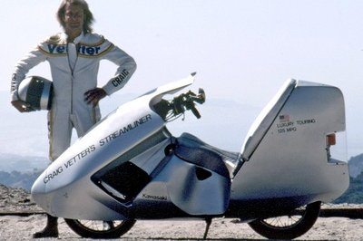 Prometheus: The solar-powered electric motorcycle - image 265895