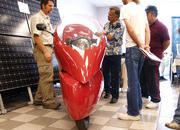 Prometheus: The solar-powered electric motorcycle - image 265887