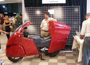 Prometheus: The solar-powered electric motorcycle - image 265890