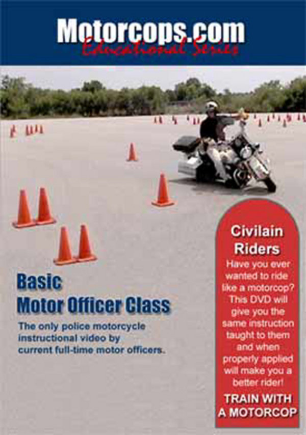 ride like a pro by consulting the basic motor officer class dvd picture