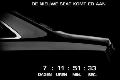 Seat Exeo - first official teaser