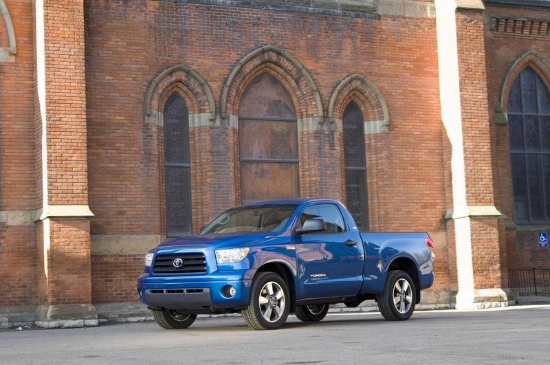 Toyota Tundra gets two new packages for 2009 - image 265159