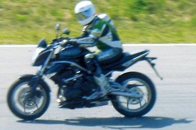 Unofficial picture of the 2009 Kawasaki ER-6N