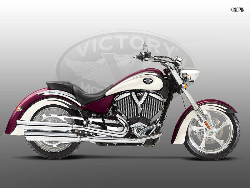 2009 Victory Kingpin Review Top Speed