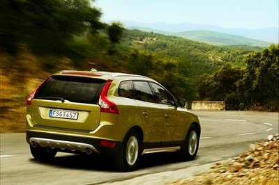 Volvo XC60 – Green Inside and Out