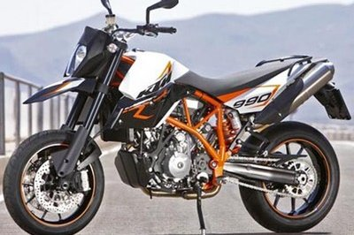What has KTM been doing lately?
