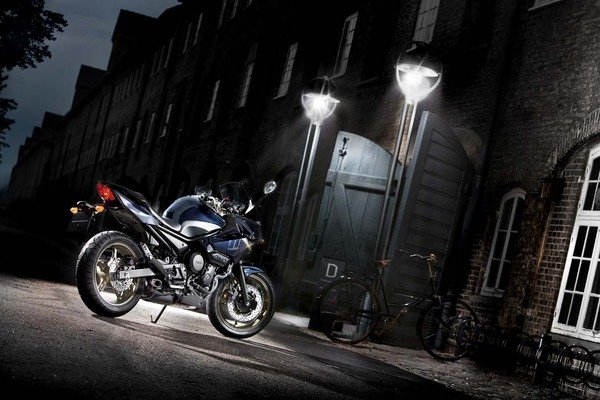 yamaha xj6 diversion picture