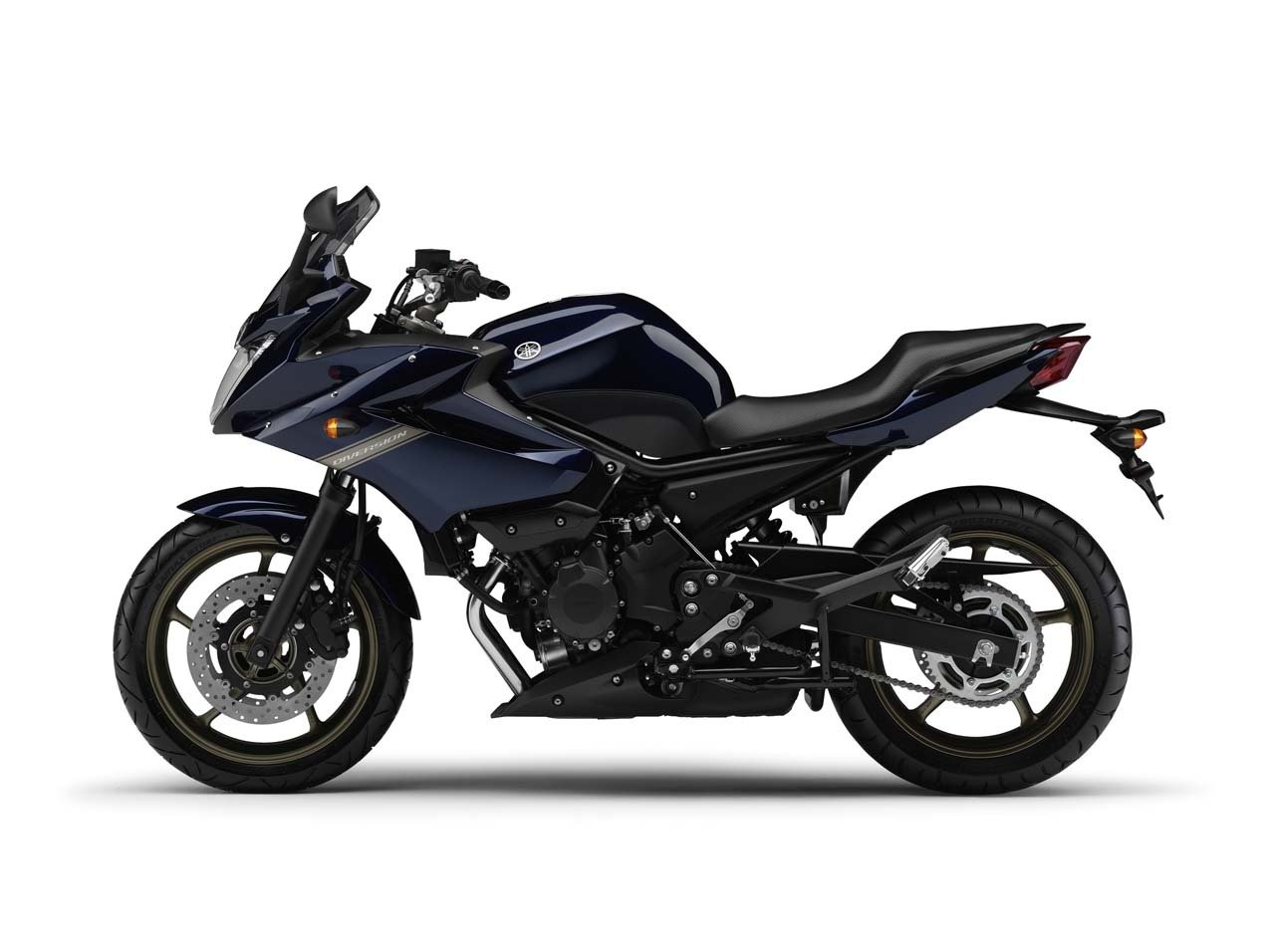 Yamaha Xjdiversion Top Speed