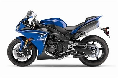 2009 Yamaha YZF-R1 | Top Speed