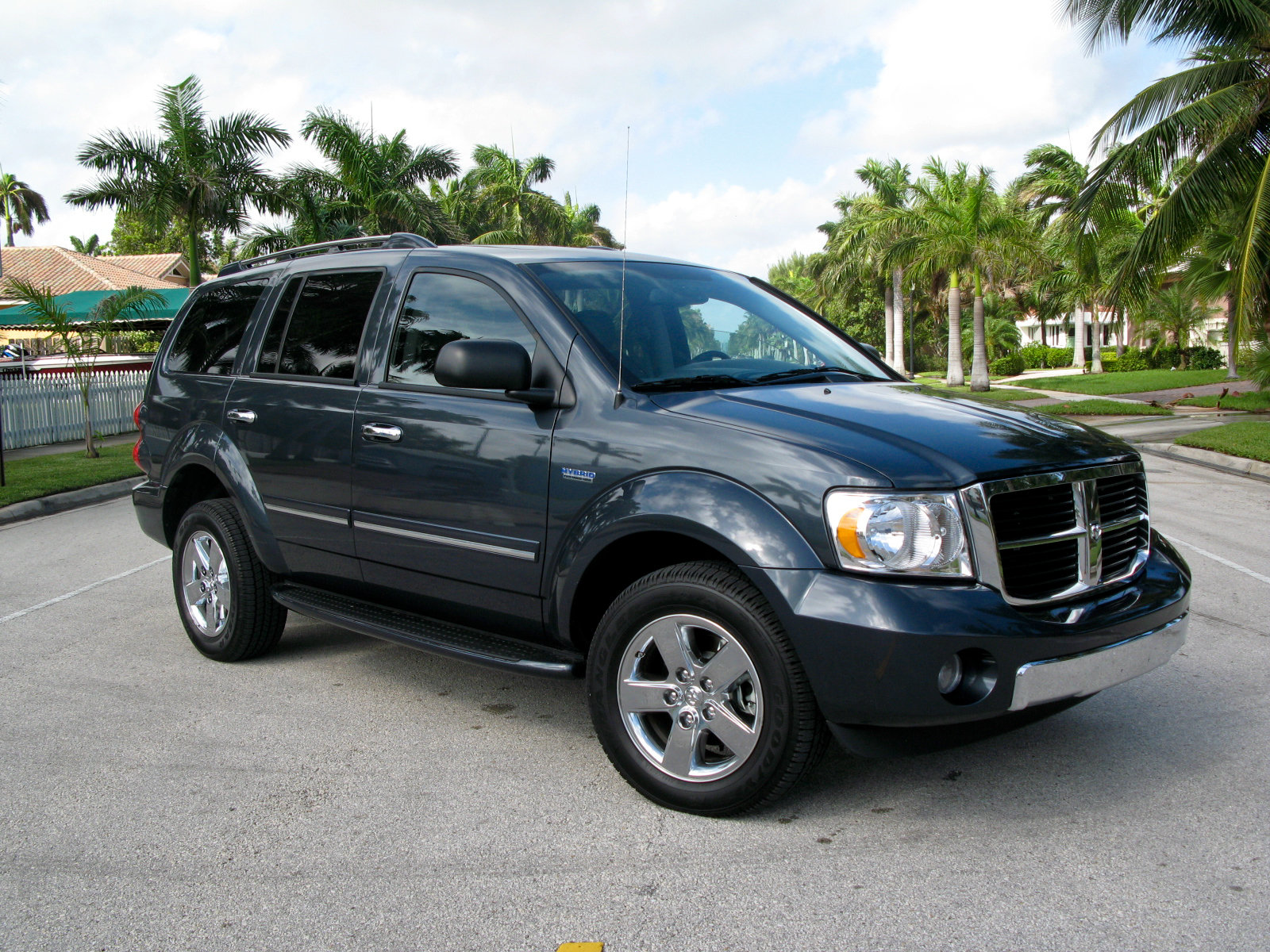 2008 dodge durango hybrid limited 4x4 picture 269694 car review top speed. Black Bedroom Furniture Sets. Home Design Ideas