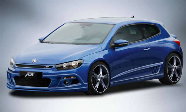 2008 vw scirocco by abt picture