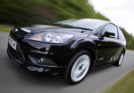 ford focus zetec s. Ford UK revealed today the sporty Zetec S. The car is