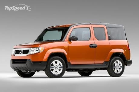 Honda Element Speed Luxury Photos