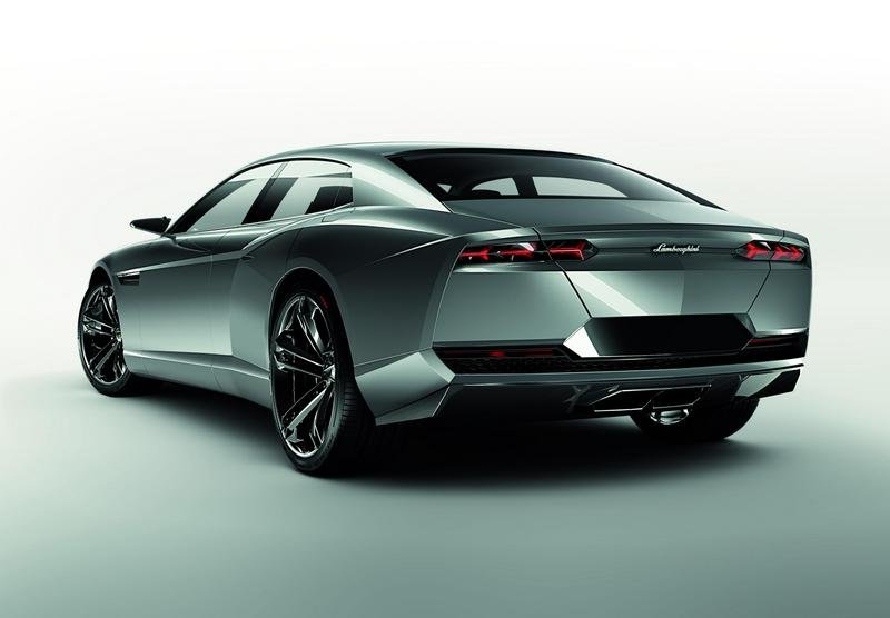 The 2025 Lamborghini Sedan Could Be an Overpriced Audi Inspired by the Decade-Old Estoque Concept