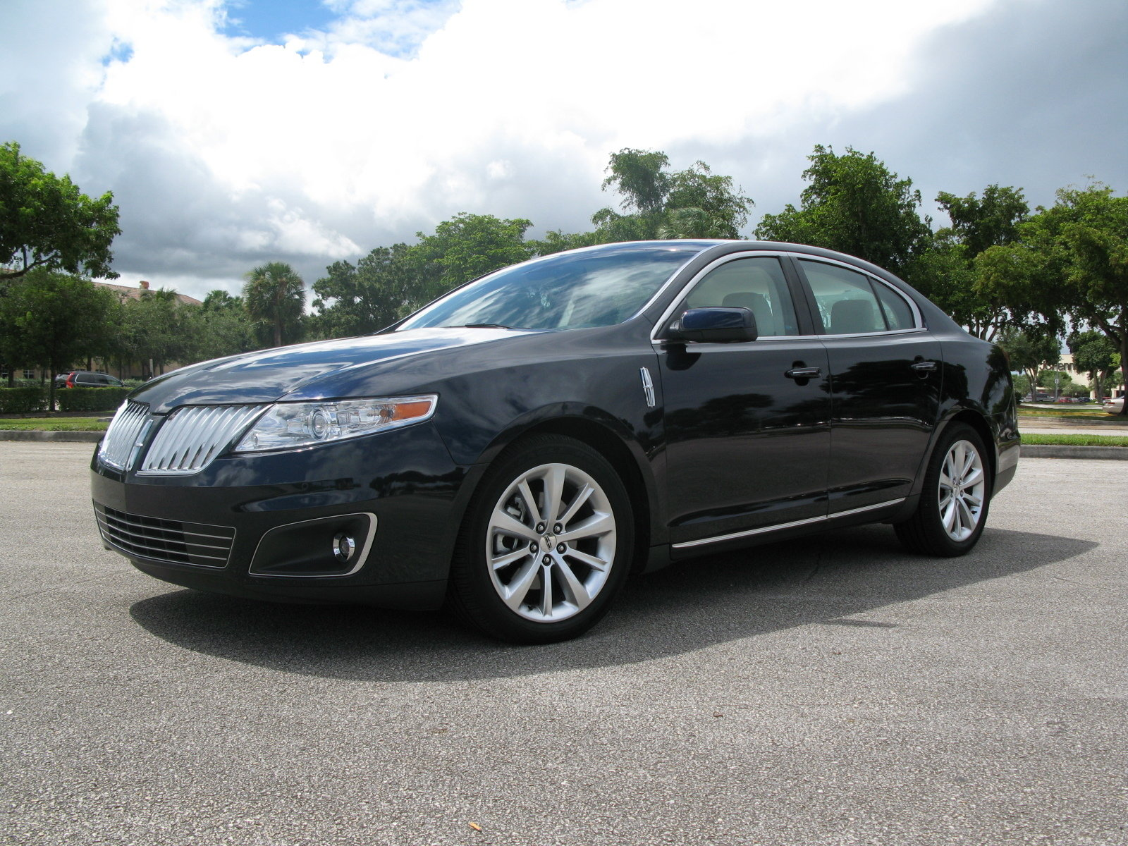 2009 lincoln mks awd picture 267354 car review top speed. Black Bedroom Furniture Sets. Home Design Ideas