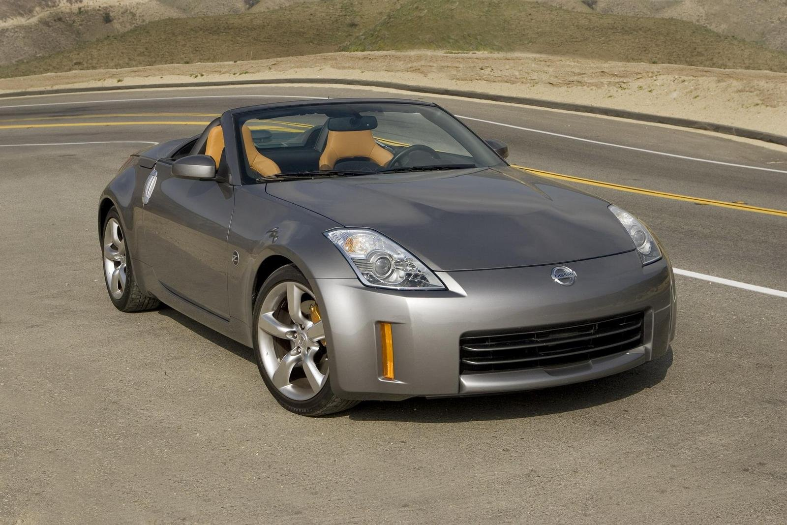 2009 nissan 350z roadster pricing announced news top speed. Black Bedroom Furniture Sets. Home Design Ideas