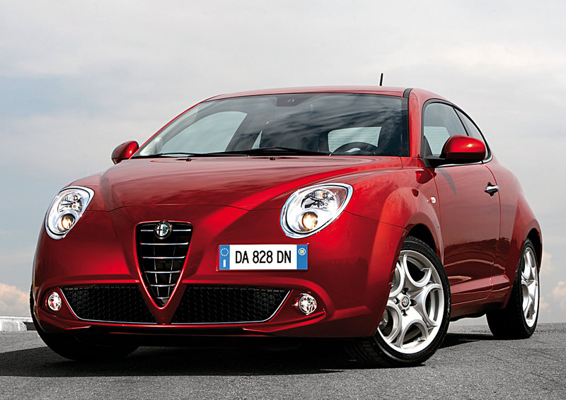 Alfa Romeo MiTo - 2009 European car of the year
