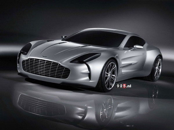 aston martin one-77 - new images picture
