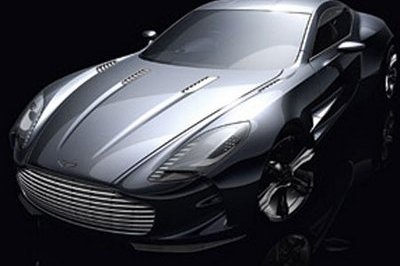 Aston Martin One-77 - new image available