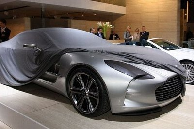 Aston Martin received 100 orders for the One-77