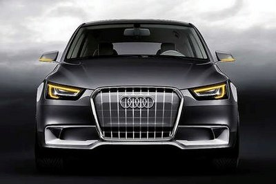Audi A1 Sportback Concept first official information