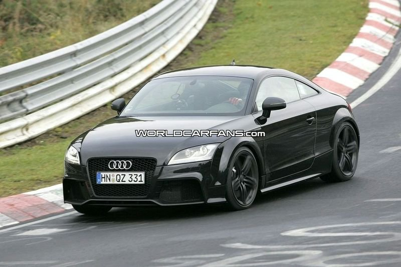 Audi TT-RS specifications leaked
