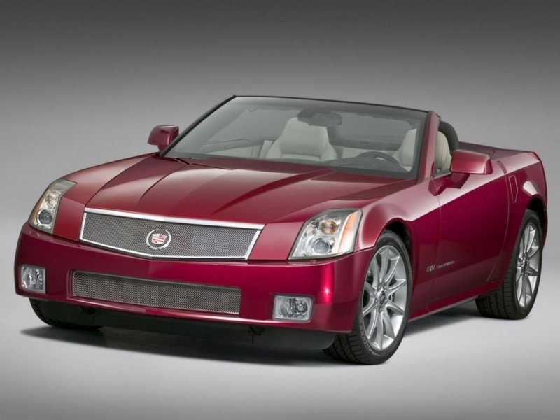 No second generation for Cadillac XLR?