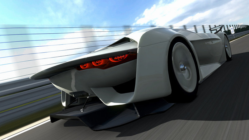 Citroen GT featured in Gran Turismo 5 Prologue