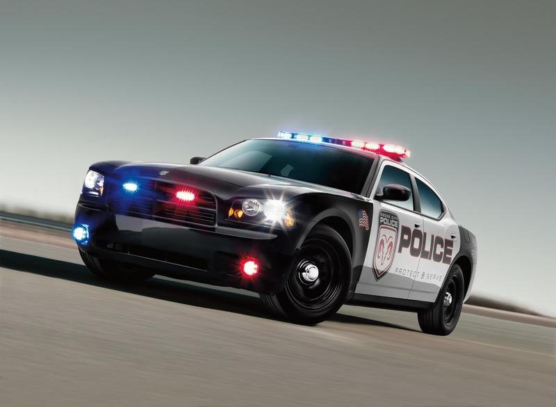 2008 Dodge Charger Police Edition - image 268051