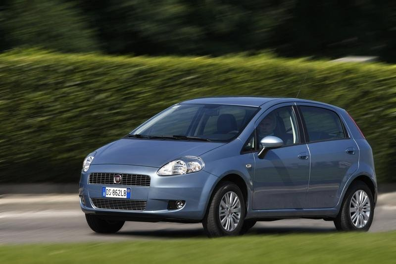 2008 Fiat Grande Punto Natural Power