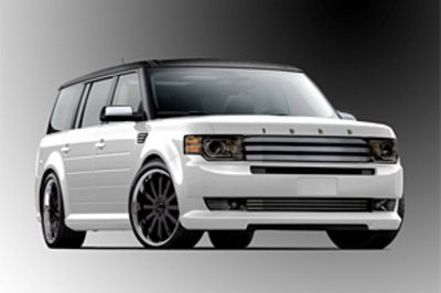 Ford Flex at SEMA