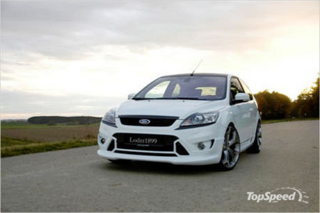 ford focus st. ford focus st by loder1899