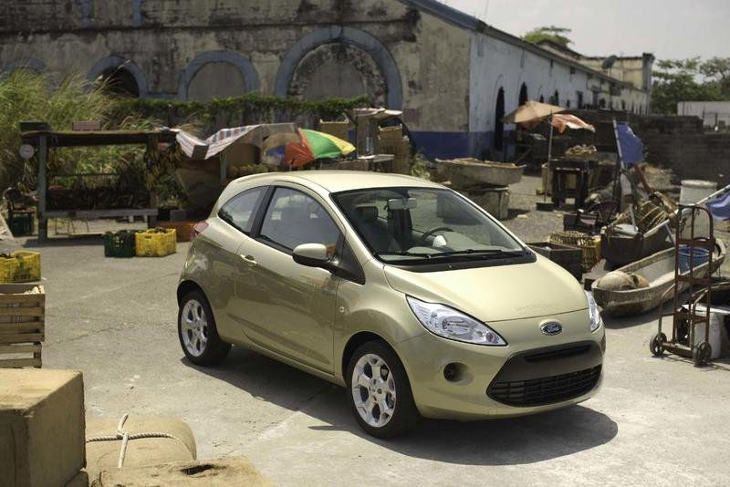 Ford Ka coming in USA