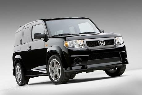 2009 Honda Element Interior. honda element picture