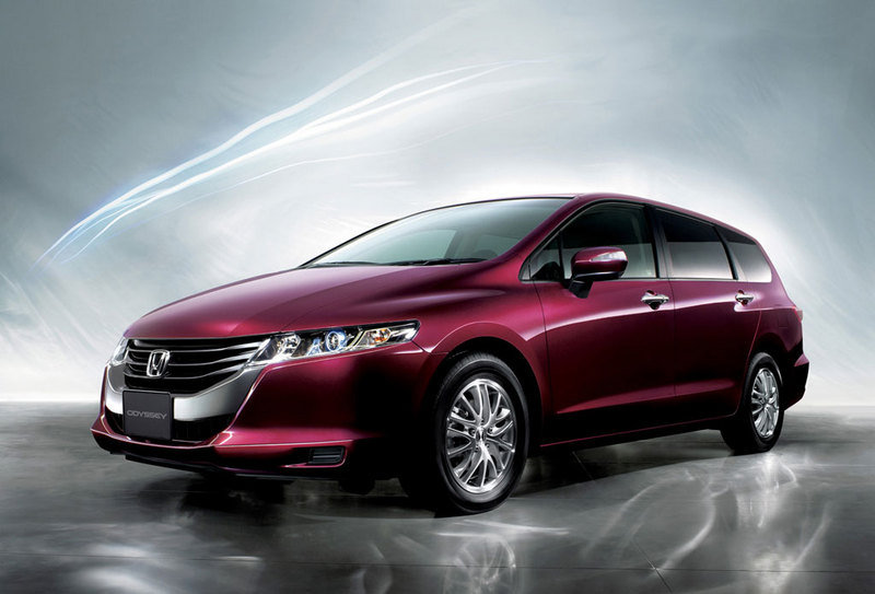 Honda Odyssey Reviews Specs Prices Photos And Videos