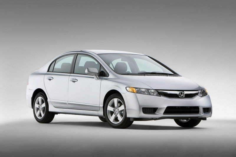 Honda offering new incentives for 2009 Civic