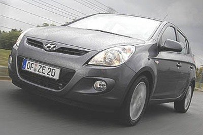 Hyundai preparing i20 GTI