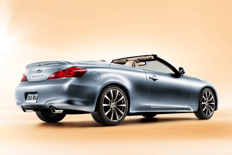 Infiniti G37 Convertible - new image available