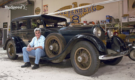 jay leno sued over sale of duesenberg. Jay Leno is one of the ultimate car