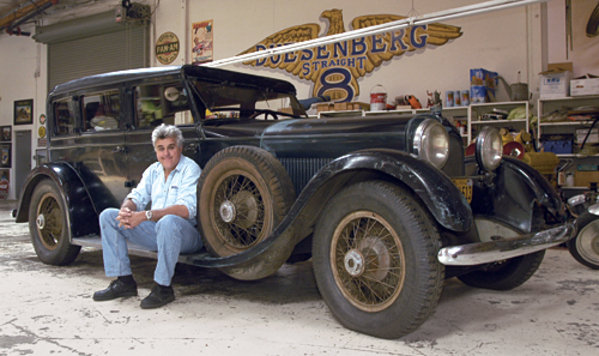 jay leno sued over sale of duesenberg news top speed