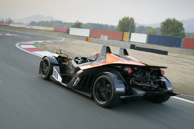 KTM X-Bow GT4 Race Car - image 270382