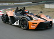 KTM X-Bow GT4 Race Car - image 270381