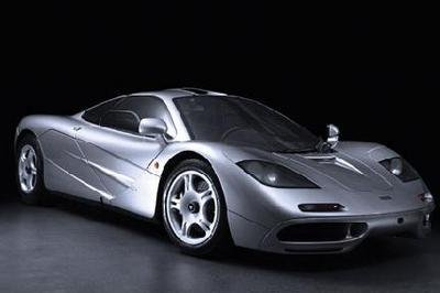 McLaren F1 Sold For £2.5 Million