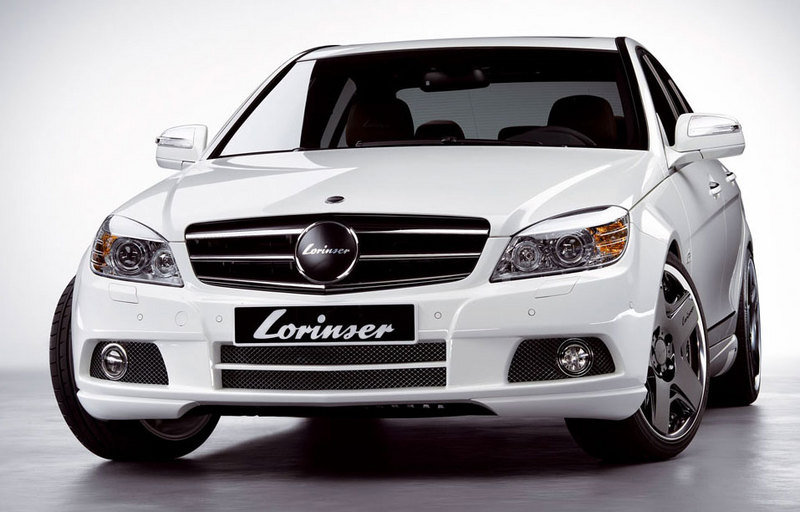 Mercedes C-Class by Lorinser