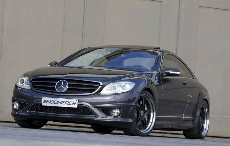 mercedes cl class reviews specs prices photos and videos top speed. Black Bedroom Furniture Sets. Home Design Ideas