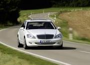 Mercedes S 320 CDI BlueEFFICIENCY
