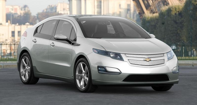 It's Official: Opel Volt coming in 2011