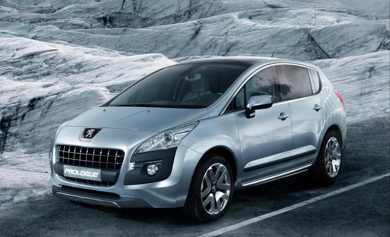 Peugeot Prologue into production by 2011
