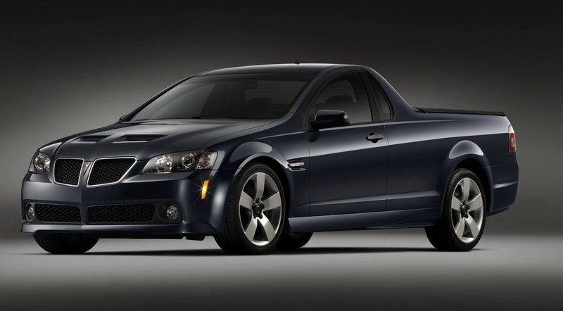 Pontiac G8 ST on sale in fall 2009, prices from low $30k